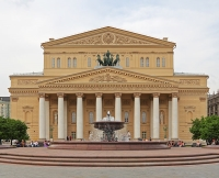 The Bolshoi Theatre, Moscow © A.Savin