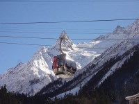 Dombai Ski Resort, Russia © Webster