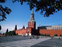 The Moscow Kremlin © Angelina sq