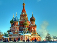 St Basil\'s Cathedral © verygreen