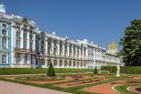 Catherine Palace in Tsarskoe Selo © Florstein