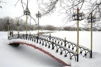 A Winter Landscape in Russia © Nelson Correia