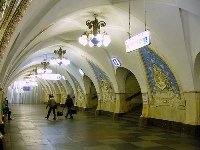 Moscow Metro © yeowatzup