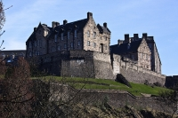 Edinburgh Castle © Ingy the Wingy