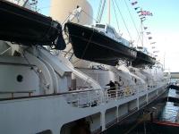 Royal Yacht Britannia © Karen Roe