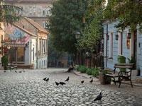 Skadarlija Street © Zoran Zivotic