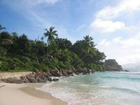 Seychelles beach ©