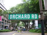 Orchard Road, Singapore © Gabriel Ehrnst Grundin