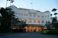 Raffles Hotel, Singapore © C1815