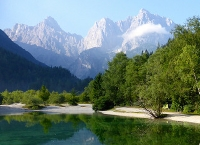 Triglav National Park © Michael R Perry
