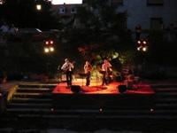 Perfomers at the Ljubljana Summer Festival © bartvanpoll