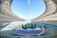 Moses Mabhida Stadium, Durban © Party Sooth