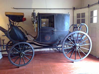 Coach at Kruger House Museum © retnev
