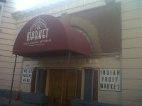 The Market Theatre, Newtown © Bobbyshabangu