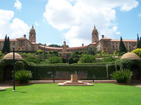Union Buildings © Hühnerauge