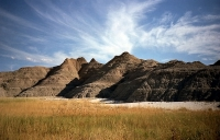 Badlands National Park, © Stefan Fussan