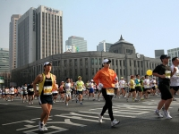 Seoul International Marathon © hojusaram