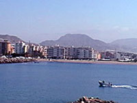 Adra\'s charming coastline