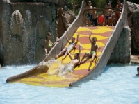 Polynesia kids area © Aqualand