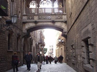 Barri Gòtic ©