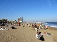 Barcelona Beach © OliverN5