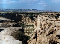The Bardenas Reales National Park © Geheimnistragerin
