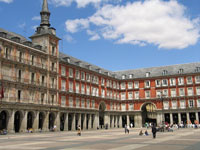 Plaza Mayor © Osvaldo Gago