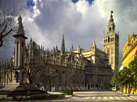 Seville Cathedral © Spanish National Tourist Board