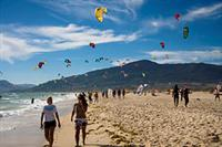 Kite-surfing in Tarifa