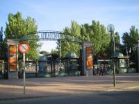 Parque de Atracciones © Pavlemadrid commons