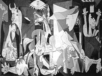 Guernica by Picasso ©