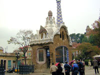Guell Park ©