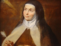 Saint Teresa of Avila © David.Monniaux