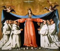 Virgin of Mercy © Francisco de Zurbarán