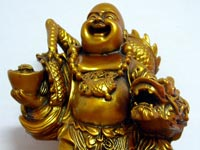 Laughing Buddha © Sudarshan V