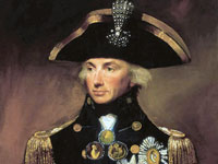 Lord Horatio Nelson © Public Domain