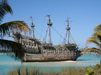 Pirate ship © lemoncat1
