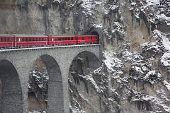 Glacier Express © Martha de Jong-Lantink