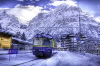 Grindelwald © Hakim Valiton