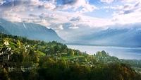 Lake Geneva © Kosala Bandara