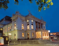 Opera At The Opernhaus Zurich © adert