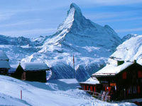 The Matterhorn, Zermatt
