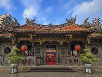 Longshan Temple © Tomas Fano