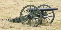 American Civil War cannon © Charles Edward