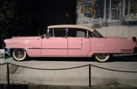 Elvis Presley Pink Cadillac © Corkythehornetfan