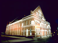 Ryman Auditorium © Donnie Beauchamp, Nashville CVB