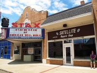 Stax Museum of American Soul Music © Victor Chapa