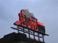 Chattanooga Choo-Choo sign ©