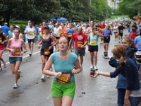 Marathon Runners © burningkarma