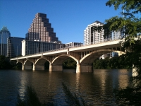 Congress Avenue Bridge © Stuart Seeger